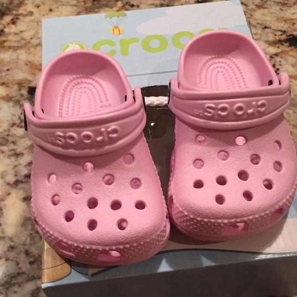 CROCS Shoes | Crocs Littles Size 23
